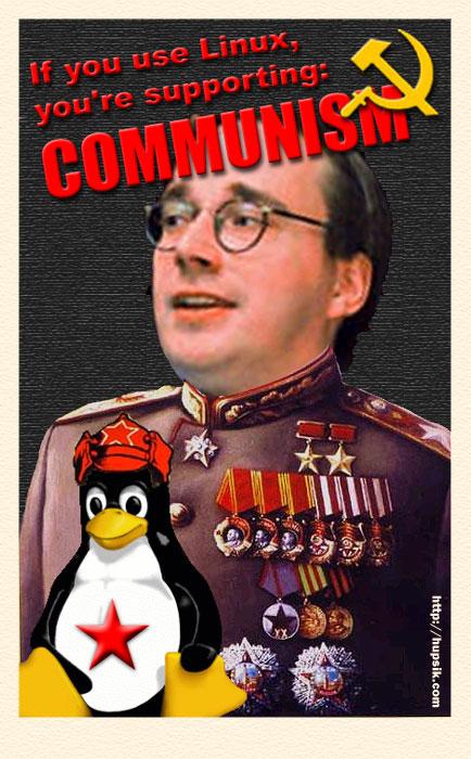 linux_communism