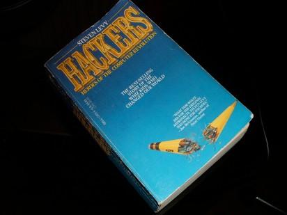 Hackers by Steven Levyhttps://www.flickr.com/photos/hiddenloop/195669198